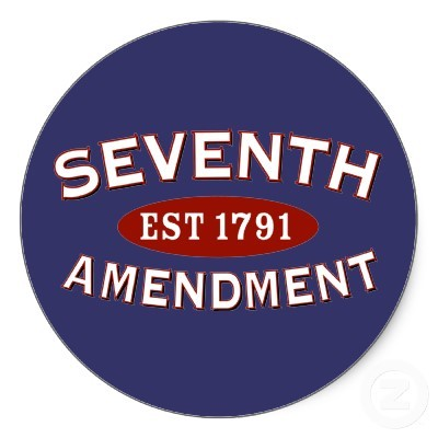 Questions about the 7th Amendment?