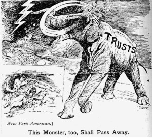antitrust cartoon elephant