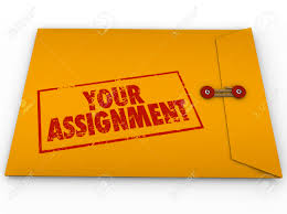 assignment clipart