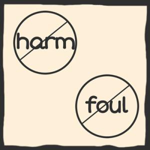 no-harm-no-foul