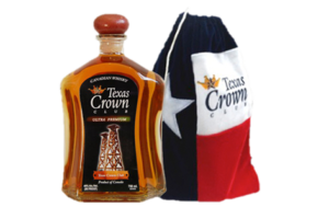 texas crown with bag2